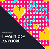 I Won't Cry Anymore by Dinah Washington