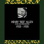 1933-1935 (HD Remastered) by Henry Red Allen