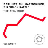 The Asia Tour, Vol. 2 by Berliner Philharmoniker