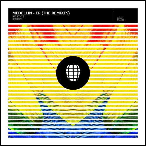 Medellin (The Remixes) de Big State