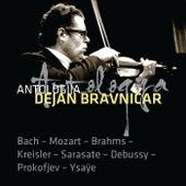 Dejan Bravničar - Antologija VII. -Bach - Mozart - Brahms - Kreisler - Sarasate - Debussy - Prokofjev - Ysaye de Dejan Bravničar