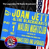 Legendary FM Broadcasts - Malibu Nightclub, Lido Beach NY 1 May 1981 van Joan Jett & The Blackhearts