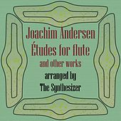Joachim Andersen: Etudes for Flute and other works arranged by The Synthesizer by The Synthesizer