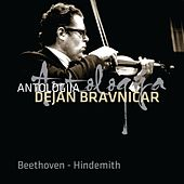 Dejan Bravničar - Antologija X. Beethoven - Hindemith de Dejan Bravničar