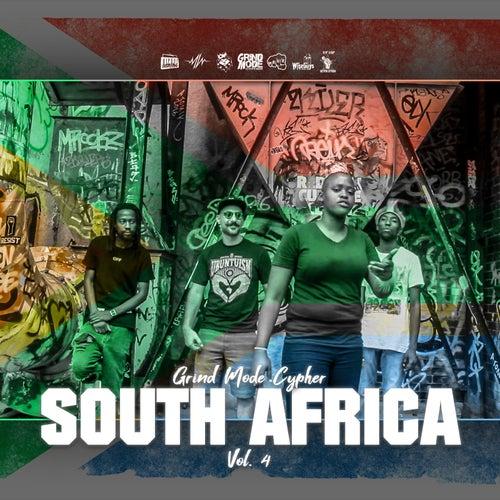 Grind Mode Cypher South Africa, Vol. 4 de Lingo