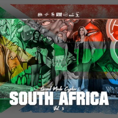 Grind Mode Cypher South Africa, Vol. 3 de Lingo