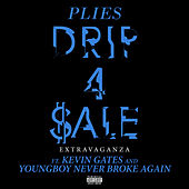Drip 4 Sale Extravaganza (feat. Kevin Gates & YoungBoy Never Broke Again) by Plies