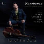Risonanze: Music for viola da gamba de Ibrahim Aziz
