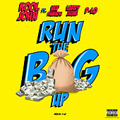 Run The Bag Up (feat. Nef The Pharaoh, Larry June & P-Lo) by Kool John