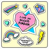 I Love You Always Forever by Remember Jones