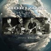 Horizons (feat. Vad75) von Scott Marvill