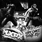 Left Coast Punk EP von MxPx