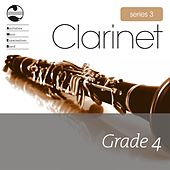 AMEB Clarinet Series 3 Grade 4 von Various Artists