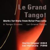 A. Piazzolla: Le Grand Tango! de Martin Stegner