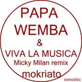 Mokriato (Micky Milan Remix) de Papa Wemba