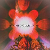 Stained Glass Saint by David Stone
