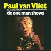 Alle hoogtepunten uit de one man shows de Paul Van Vliet