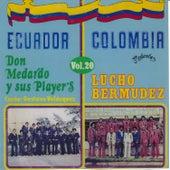 Ecuador Colombia Vol. 20 by Don Medardo y Sus Players