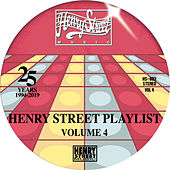 Henry Street Music The Playlist Vol. 4 by Various Artists
