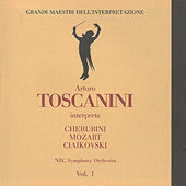 Cherubini, Mozart & Tchaikovsky: Orchestral Works de NBC Symphony Orchestra