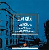 Mozart, Bach & Dallapiccola: Piano Works (Live) von Dino Ciani