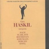 Johann Sebastian Bach, Ludwig van Beethoven, Robert Schumann, Claude Debussy, Maurice Ravel: Clara Haskil interpreta... de Clara Haskil
