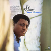 Joe Simon...Better Than Ever de Joe Simon
