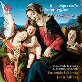 Monteverdi: Il Vespro della Beata Vergine de Jean Tubéry