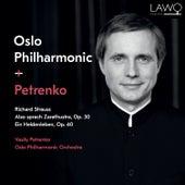 Richard Strauss:  Also sprach Zarathustra, Op. 30  / Ein Heldenleben, Op. 40 by Vasily Petrenko