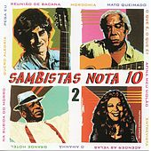 Sambistas Nota 10, Vol. 2 de Various Artists