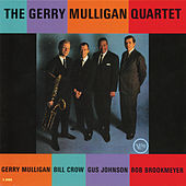 The Gerry Mulligan Quartet von Gerry Mulligan Quartet