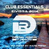 Club Essentials Eivissa 2014 - EP de Various Artists