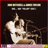 Joni Mitchell & James Taylor Live (Live) de Joni Mitchell