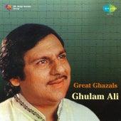 Great Ghazals de Ghulam Ali