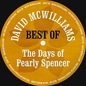 The Days of Pearly Spencer: Best Of de David McWilliams