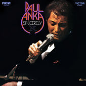 Sincerely - Recorded Live at The Copa by Paul Anka