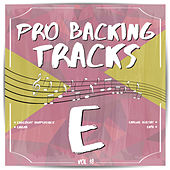 Pro Backing Tracks E, Vol.18 by Pop Music Workshop