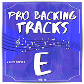 Pro Backing Tracks E, Vol.12 by Pop Music Workshop