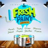 Fresh Paint Riddim de Various Artists