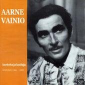 Aarioita ja lauluja von Aarne Vainio