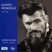 Aarioita ja lauluja von Hannu Heikkilä