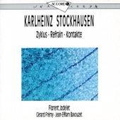 Stockhausen: Zyklus - Refrain - Kontakte by Florent Jodelet
