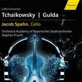 Tchaikovsky & Gulda: Cello Concertos by Jakob Spahn