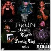TiedN: Family Ties, Vol. 1 de Various Artists
