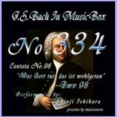 Cantata No. 98, 'Was Gott tut, das ist wohlgetan'', BWV 98 de Shinji Ishihara