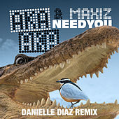 Need You (Danielle Diaz Remix) de Aka Aka