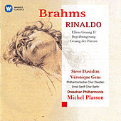 Brahms: Rinaldo, Ellens Gesang II, Begräbnisgesang & Gesang der Parzen de Michel Plasson