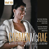 Milestones of a Jazz Legend - Carmen McRae, Vol. 10 by Carmen McRae