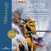 Les Grandes Eaux de Versailles (Musiques des fêtes royales) de Various Artists