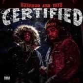 Certified von Kush Bud
